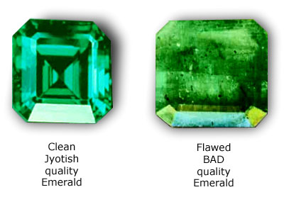 Emerald good bad